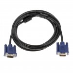 CÂBLE VGA/VGA 15 PIN M/M 5FT/1,5M