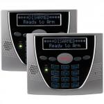 6460S - 2 Claviers alphanumérique compatible avec tout panneau VISTA Honeywell ( pair )
