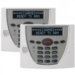 6460W - 2 Claviers alphanumérique compatible avec tout panneau VISTA Honeywell ( pair )