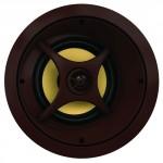 Haut-parleur encastré 125W / 6 pouces / Kevlar / 1 unité