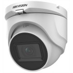 Caméra HD Hikvision 5MP, Multi-format, 2.8mm