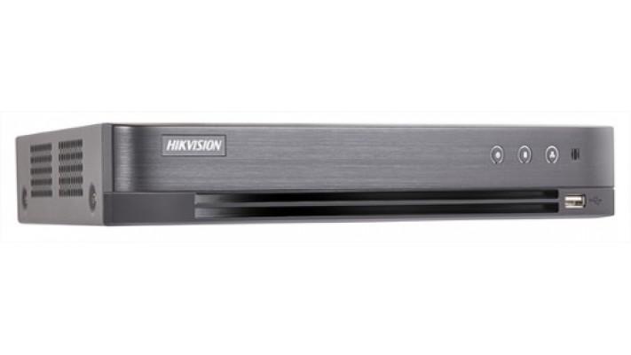 Enregistreur DVR Hikvision 4 canaux HD-TVI, 0 HDD