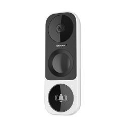 Sonnette vidéo WiFi Hikvision DS-HD1