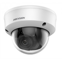 Caméra Hikvision Exir 2.0 / Multi format / HDCoax / 2MP / lens vari-focal 2.8-12mm / -40ºC / garantie 3 ans