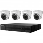 EKI-Q41T24 Ensemble Hikvision IP à 4 canaux avec 4 caméras 2 MP et disque dur de 1 To / Garantie 3 ans