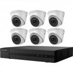 EKI-Q82T26 Ensemble Hikvision IP à 8 canaux avec 6 caméras 2 MP et disque dur de 2 To