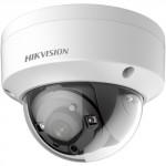Caméra Hikvision HDCoax / 5MP / HD-TVI / 2.8mm lens / 65ft IR / Garantie 3 ans