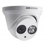 Caméra Hikvision HDCoax / 1.3MP HD-TVI / 720P @ 30fps / 3.6mm lens / 65ft IR / -30°C / Garantie 3 ans