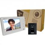 """JOS-1A Interphone de sécurité avec écran de 7"""", poste de porte à montage en surface"""