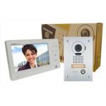 """JOS-1F Interphone de sécurité avec écran de 7"""", poste de porte à montage en surface"""