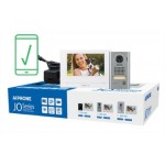 JOS-1VW Mobile-Ready Box Set with Surface-Mount Door Station