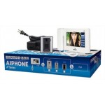 JPS-4AED Ensemble d'intercom vidéo à écran tactile de 7 pouces Aiphone