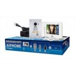 JPS-4AEDF Ensemble d'intercom vidéo à écran tactile de 7 pouces pour montage encastré Aiphone