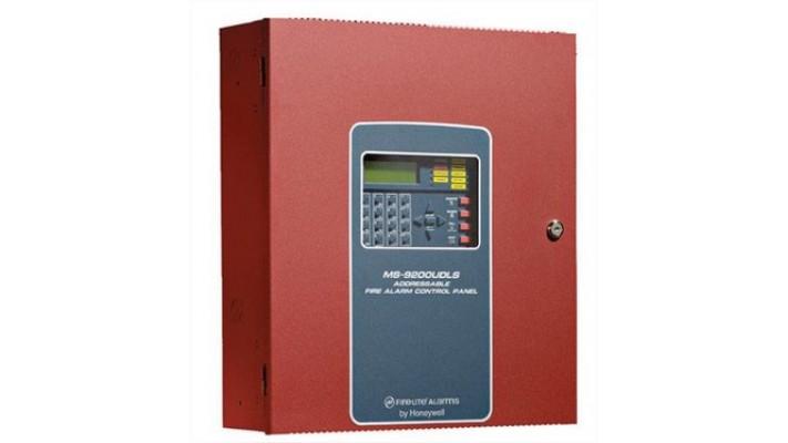 Panneau de commande d'alarme-incendie adressable et intelligent avec 2e boucle optionnelle de Fire-Lite Honeywell