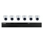 Ensemble HD Northern / 8 canaux / 6 caméras 2MP / HDD 2 TB