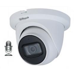 Caméra IP DAHUA 4MP, Micro intégré, Accepte SD card 256GB max