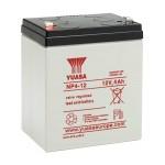 NP4-12 Batterie rechargeable Yuasa 12V 4Ah