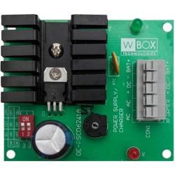 Power Supply sortie sélectionnable 6-12-24VDC de 1.2A