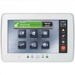 PTK5507S DSC PowerSeries Interface de sécurité à écran tactile ( Argent )