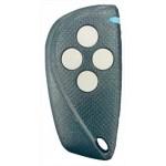 CDVI Télécommande 4 boutons - Chiffrement AES 128bits