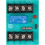 RLY1245A Module de relais 12/24 VCC