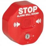 STI-6400 Alarme de porte multifonctions Exit StopperMD - Alarme d'entrée/sortie STI