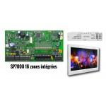 Ensemble SP7000 avec clavier TM70 et IP150 V5 swan