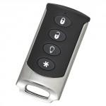 TX-E101 Télécommande sans fil à 4 boutons Interlogix