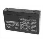 Batterie rechargeable usage général  6v 7.5Ah