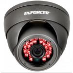 Caméra SECO-LARM HDCoax / 2MP / 4 EN 1 : CVI-TVI-AHD-ANALOG / 1080P @ 30fps / 2.8mm lens / 50ft IR / -20°C / Garantie 2 ans