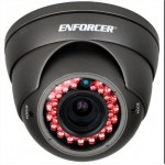 Caméra SECO-LARM HDCoax / 2MP / 4 EN 1 : CVI-TVI-AHD-ANALOG / 1080P @ 30fps / 2.8 - 12mm Varifocal lens / 100ft IR / -20°C / Garantie 2 ans